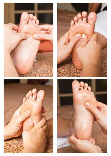 massage and reflexology collection